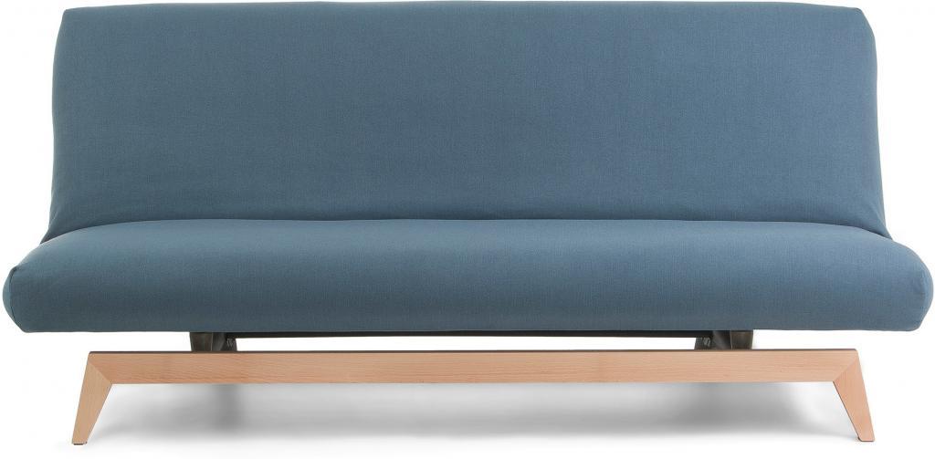 bezug f r kika couch blau stoff la forma kaufen. Black Bedroom Furniture Sets. Home Design Ideas